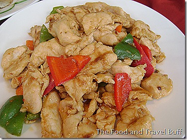 Szechuan Chicken