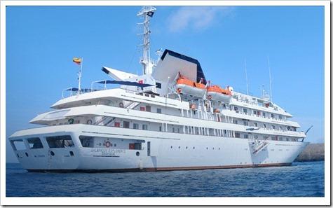 MV Galapagos Explorer II