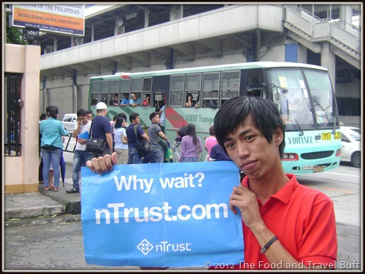 ntrust-bus stop
